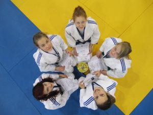 laste judo trenn